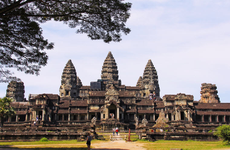 Angkor Wat, Cambodia, Weekend getaways under 4 hours from Singapore