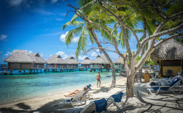 Bora Bora, Best time to book hotels for Summer Travel