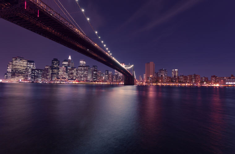 Brooklyn Bridge, New York City, Best time to book hotels for Summer Travel