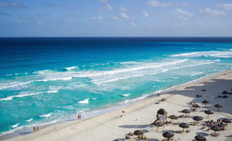 Cancun, Mexico, Best time to book hotels for Summer Travel