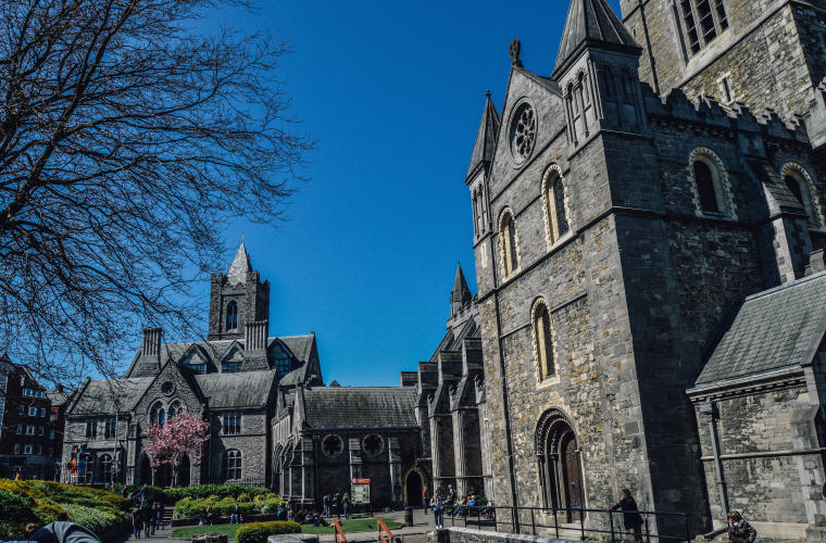 Church, Dublin, Ireland, Best time to book hotels for Summer Travel