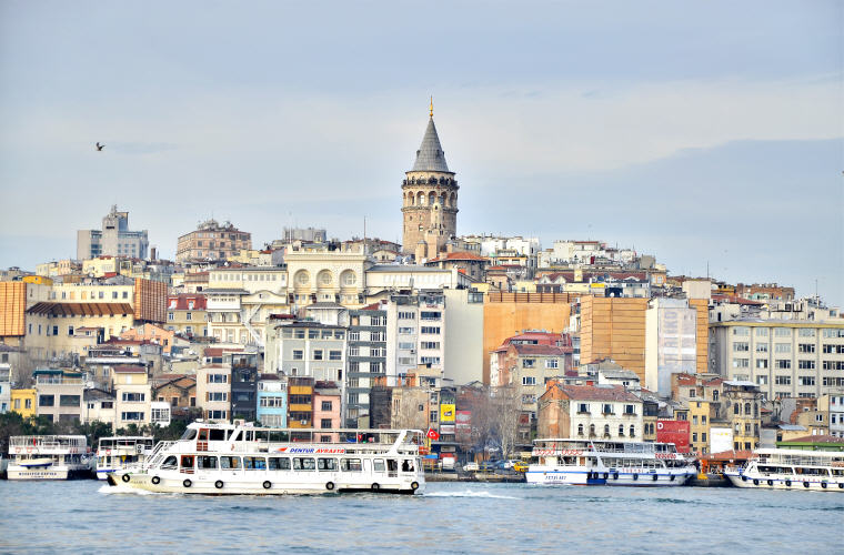 Galata, Istanbul, Turkey, Best time to book hotels for Summer Travel