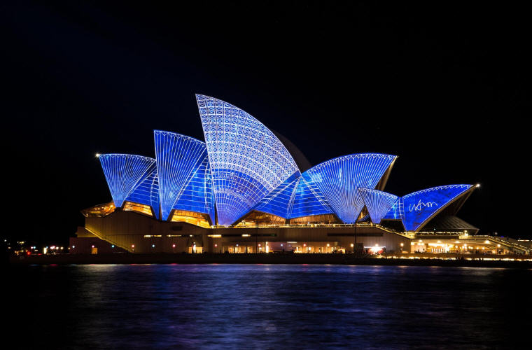 Sydney Opera House, Sydney, Australia, Best time to book hotels for Summer Travel
