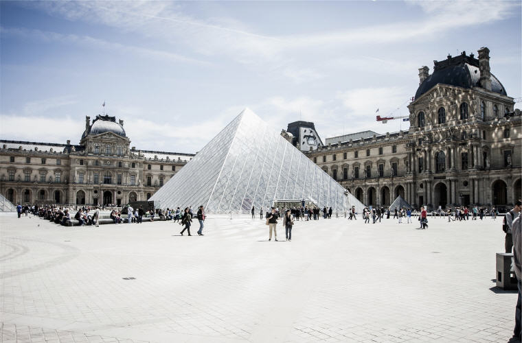 The Louvre, Paris, Best time to book hotels for Summer Travel
