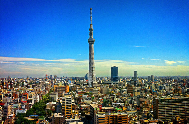 Tokyo Tower, Tokyo, Best time to book hotels for Summer Travel