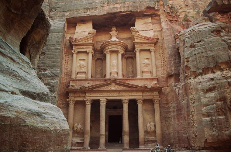 Treasury, Petra, Jordan, Best time to book hotels for Summer Travel