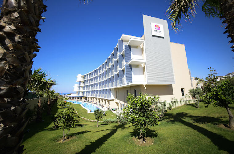 Barut Sensimar Andiz, Side, Turkey, Top 25 Romantic Hotels in the world 2016