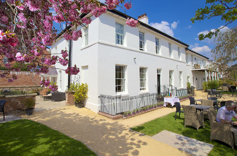 Edgar House, Chester, United Kingdom, Top 25 Romantic Hotels - World 2016