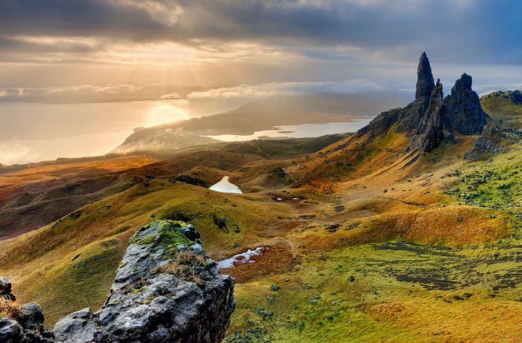 Isle of Skye, Scotland, United Kingdom, Cheap flights guide to 10 favourite holiday destinations