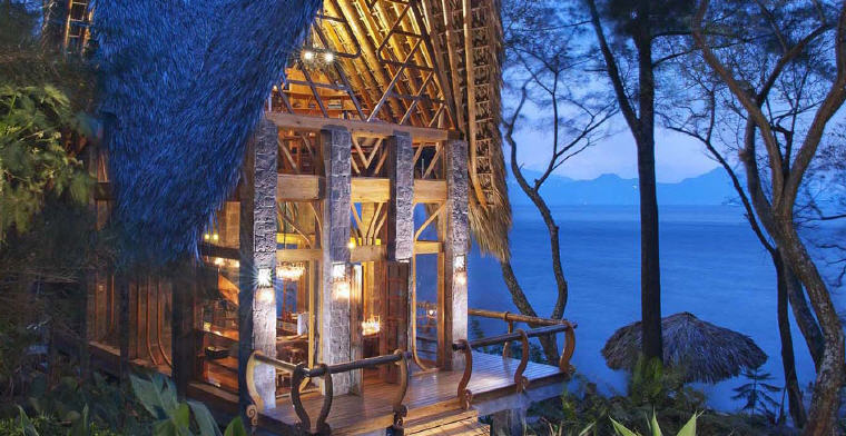 La Fortuna at Atitlan, Santa Cruz La Laguna, Guatemala, Top 25 Romantic Hotels in the world 2016