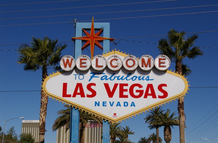 Las Vegas, Nevada, Top 10 summer destinations US travelers are going 2016