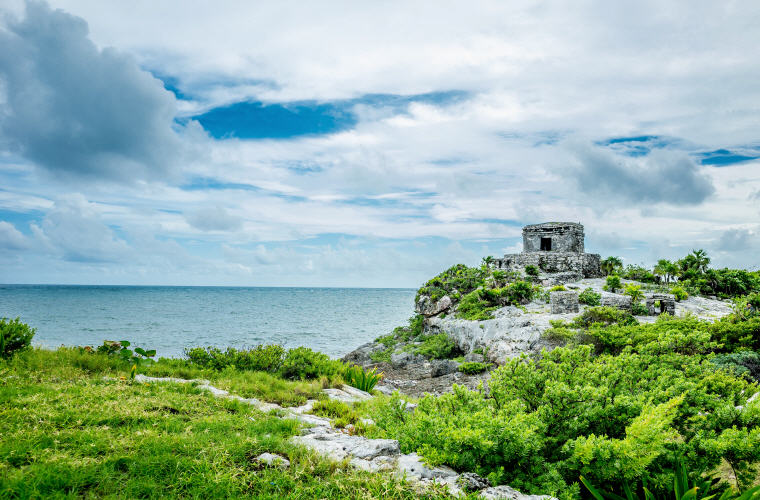 Tulum Ruins, Playa del Carmen, Mexico, Top 10 summer destinations US travelers are going 2016