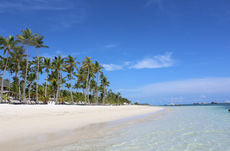 Punta Cana, Dominican Republic, Top 10 summer destinations US travelers are going 2016