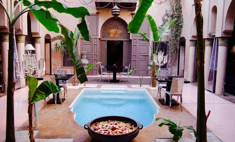 Riad Noir d'Ivoire, Marrakech, Morocco, Top 25 Romantic Hotels - World 2016
