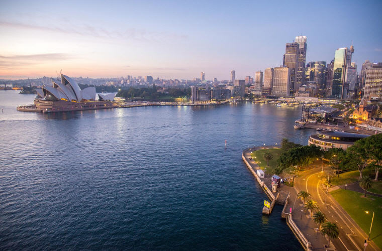 Sydney Opera House, Australia, Cheap flights guide to 10 favourite holiday destinations