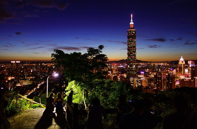 Taipei 101, Taiwan, Cheap flights guide to 10 favourite holiday destinations