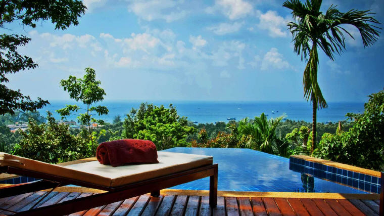 The Place Luxury Boutique Villas, Top 25 Romantic Hotels - World 2016