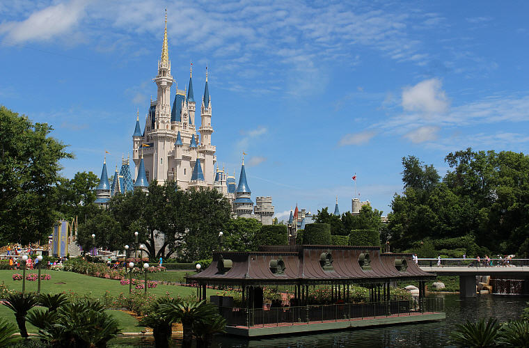 Walt Disney World®, Orlando, Florida, top 10 summer destinations US travelers are going 2016