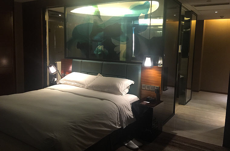 Renovated Luxury room at Sofitel Nanjing Galaxy