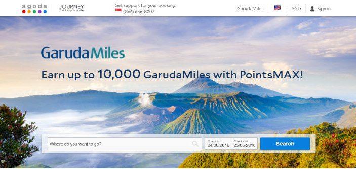 PointsMAX Garuda Miles
