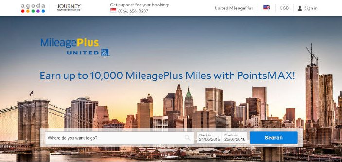 PointsMAX United MileagePlus