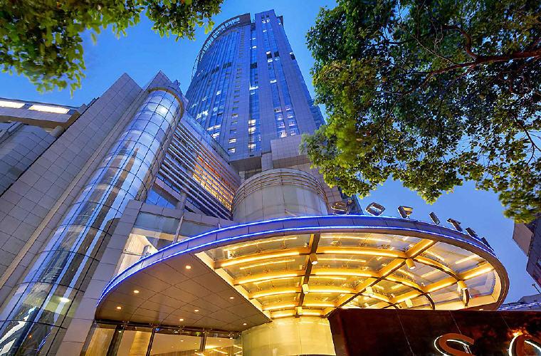 Sofitel Nanjing Galaxy, Nanjing, China - Hotel Review