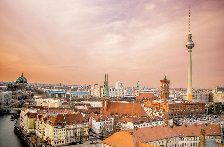 Berlin, Germany, Top 10 least expensive destinations