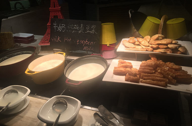 Breakfast Chinese, Sofitel Nanjing Galaxy