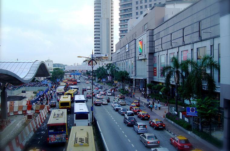 Citysquare Mall, Johor Bahru, Malaysia