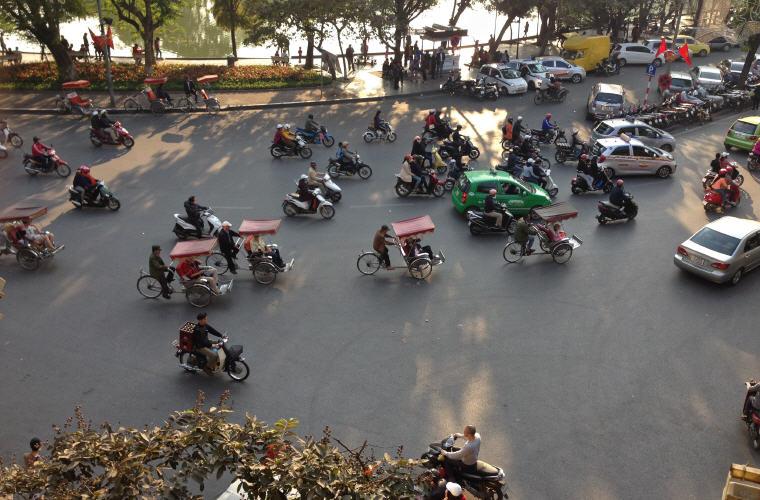 Hanoi, Vietnam, Top 10 least expensive destinations