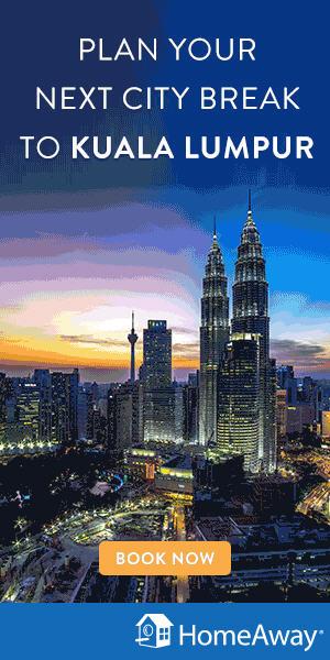 Homeaway Kuala Lumpur vacation rentals