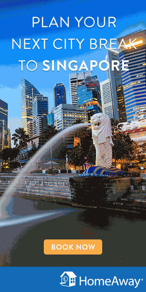 Homeaway Singapore vacation rentals