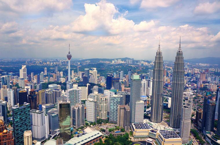Kuala Lumpur, Malaysia, Top 10 least expensive destinations