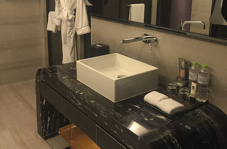 Basin Renovated Luxury Room, Sofitel Nanjing Galaxy