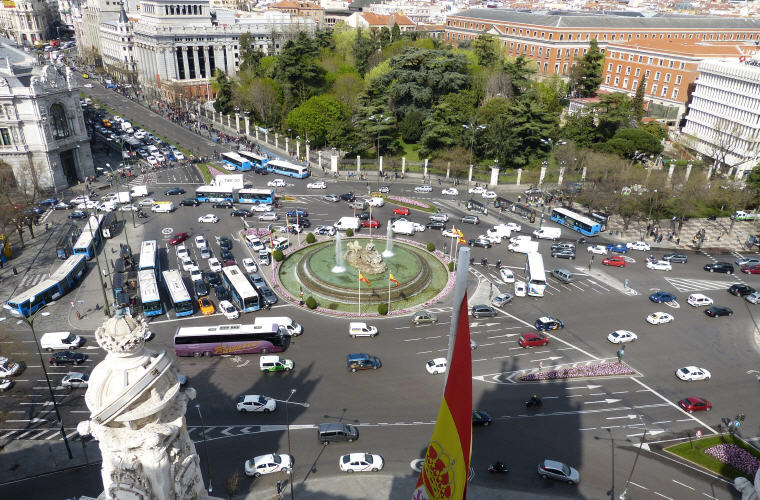 Madrid, Spain, Top 10 least expensive destinations
