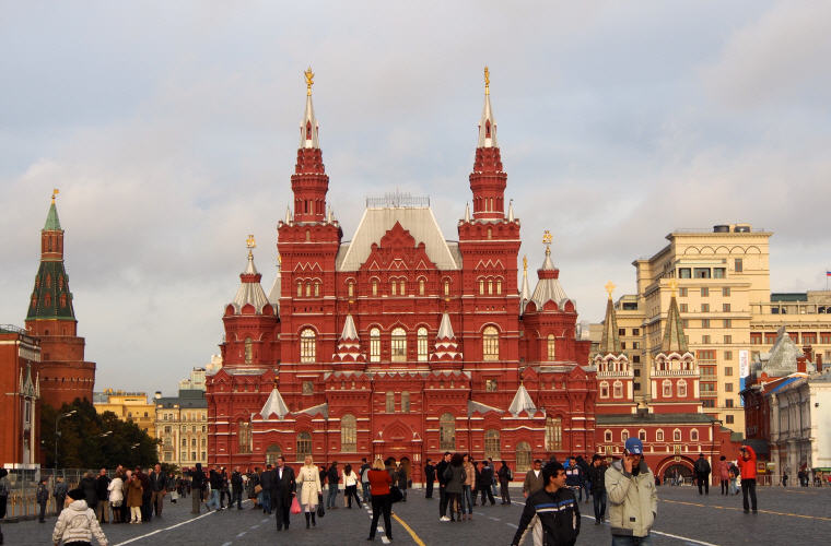 Moscow, Russia, Top 10 least expensive destinations