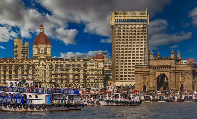Mumbai, India, Top 10 least expensive destinations
