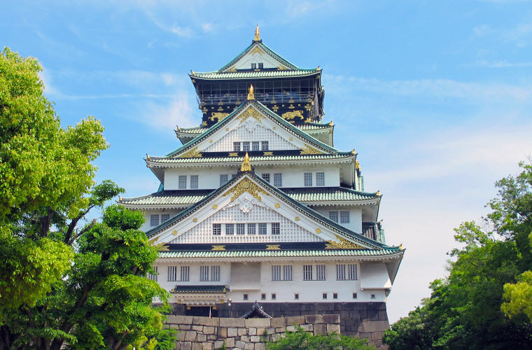 Osaka Castle, Osaka, Long weekend getaway - 15 popular destinations