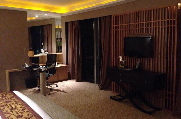 TV, Luxury Room, Sofitel Nanjing Galaxy