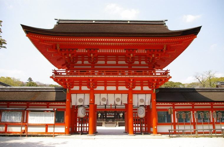 Shimogamo Shrine, Kyoto, Japan