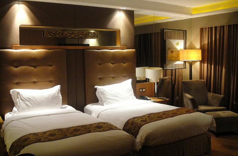 Superior Twin Room, Sofitel Nanjing Galaxy