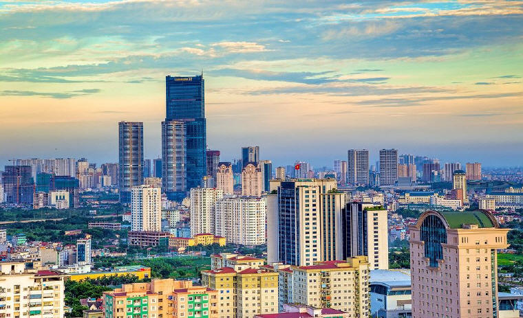 West Hanoi, Vietnam, Top 10 least expensive destination for two travellers