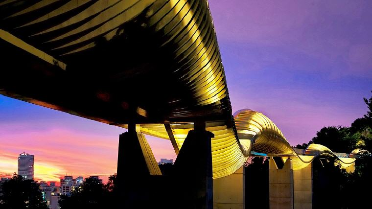 Henderson Waves, The Southern Ridges, Photo credit: YourSingapore.com