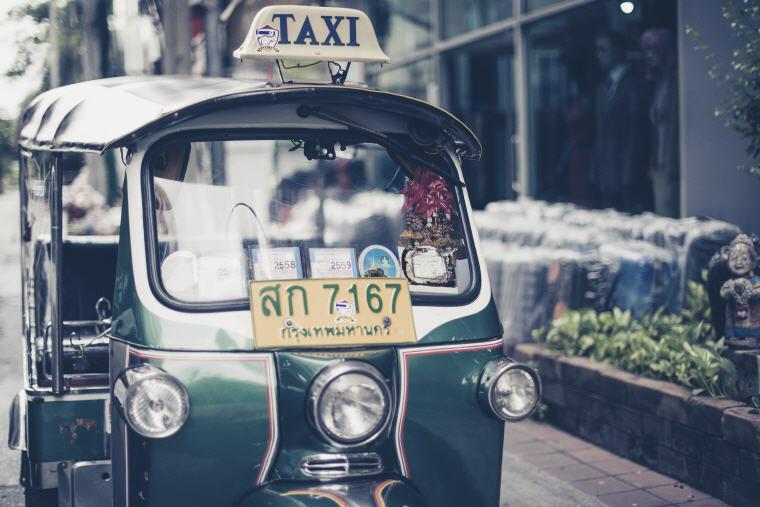 Bangkok, Thailand, 20 Top Destination Cities 2016, Photo credit: Sven Scheuermeier