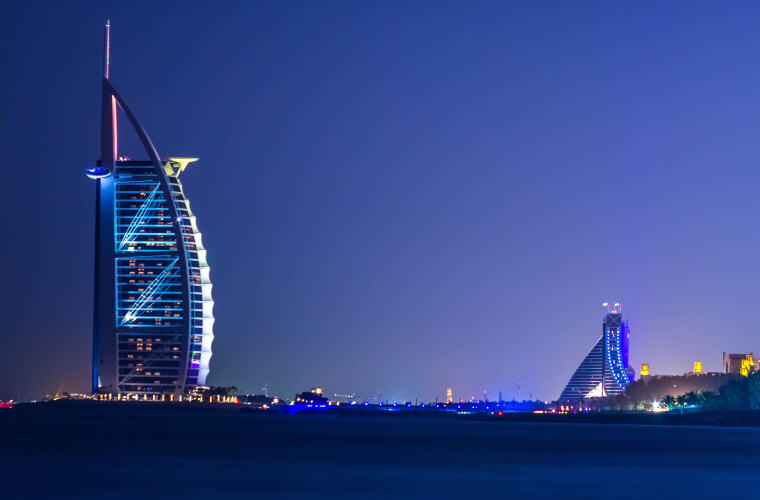 Burj Al Arab, Dubai, United Arab Emirates, Photo credit: muneebfarman