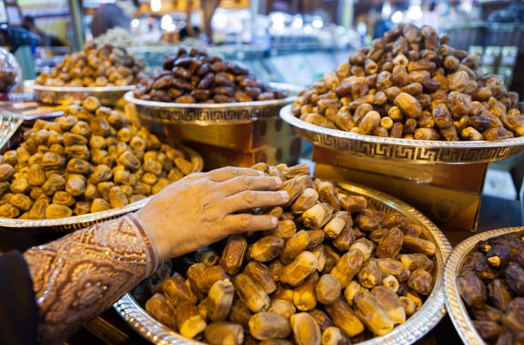 Dates, Dubai, United Arab Emirates, Photo credit: Ahmad Ardity