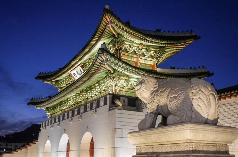 Gwanghwamun, Seoul, South Korea, Photo credit: Youngtaek Oh, SQ KrisFlyer flight redemption, KrisFlyer USD100 Stopover