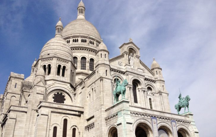Sacré-Cœur Basilica, Photo credit: Lynette