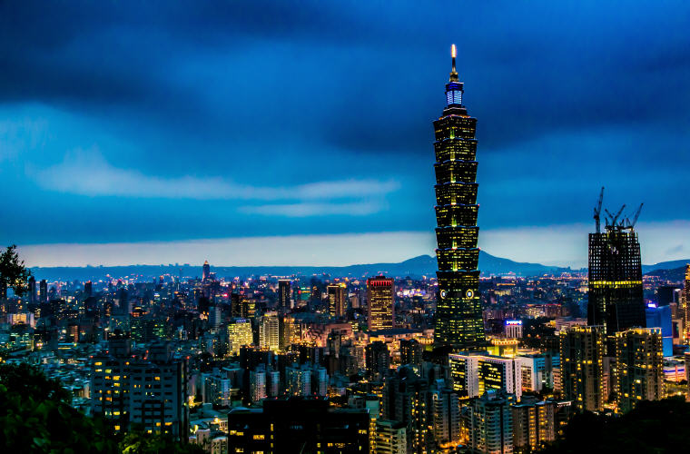 Taipei 101, Taiwan, Photo credit: Thomason jiang