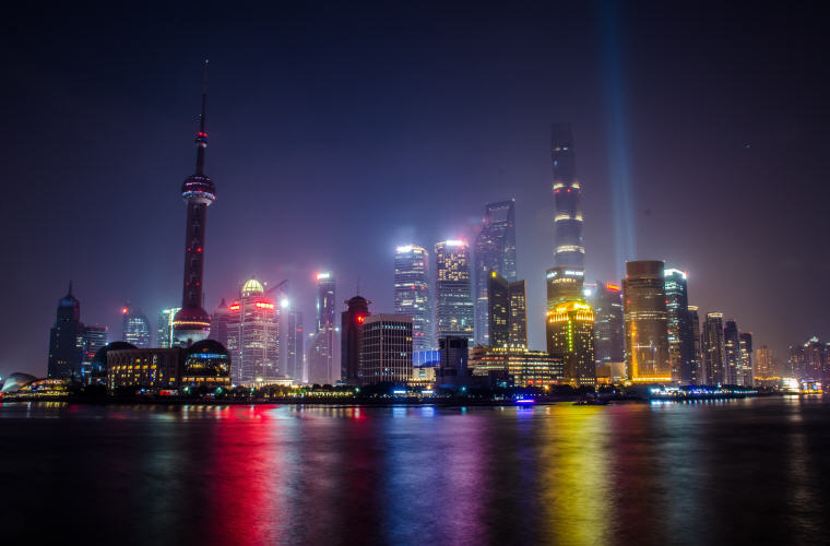 The Bund, Shanghai, Photo credit: JOESPH